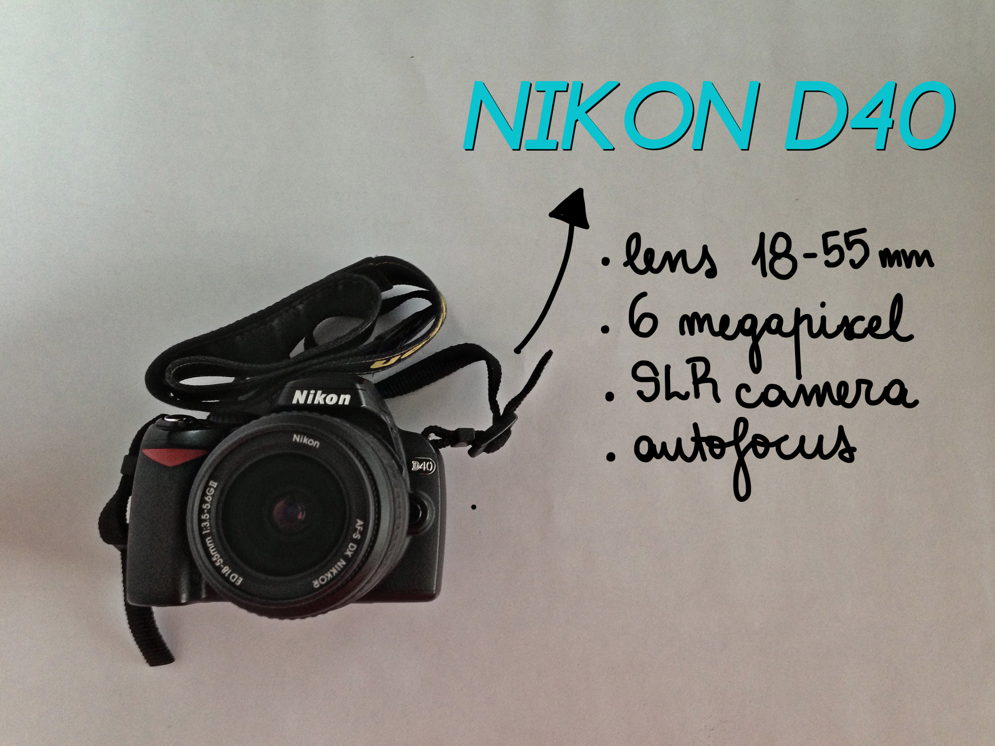 nikond40